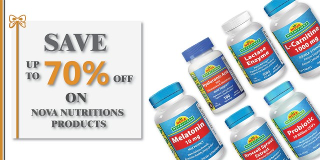 Buy Best Vitamins, Supplements and Minerals Products Online In US   novanutritions