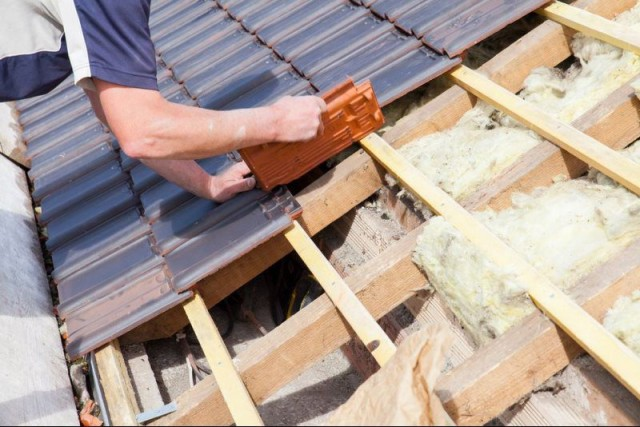 Residential Roofing Repairs in Dalton, GA