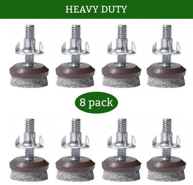 Buy Quality Furniture Leveling Feet Adjustable Felt Bottomed Pads For Chair