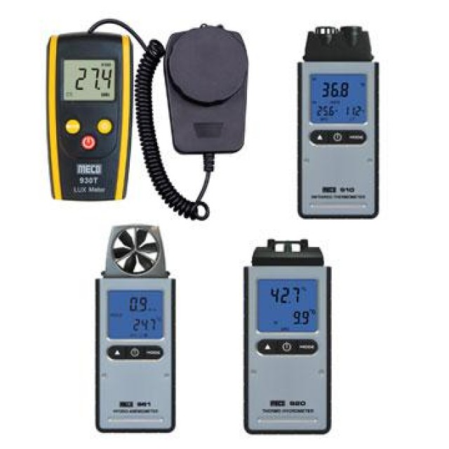 Thermo Hygrometers by Mecoinst