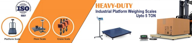 Industrial Weighing Scales in Chennai