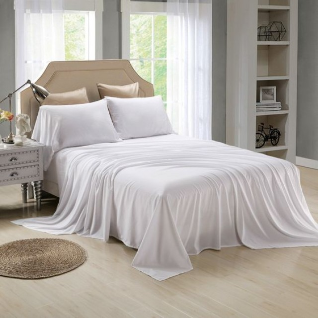 Luxury sheet and pillowcase for an affordable price