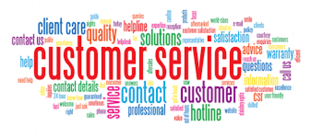Customer Services Rep