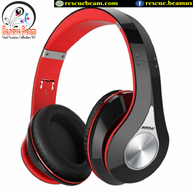 Best & New Stereo Wireless Foldable Headset Rescue Beam Online Collection Store