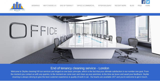 After Tenancy Cleaning Prices