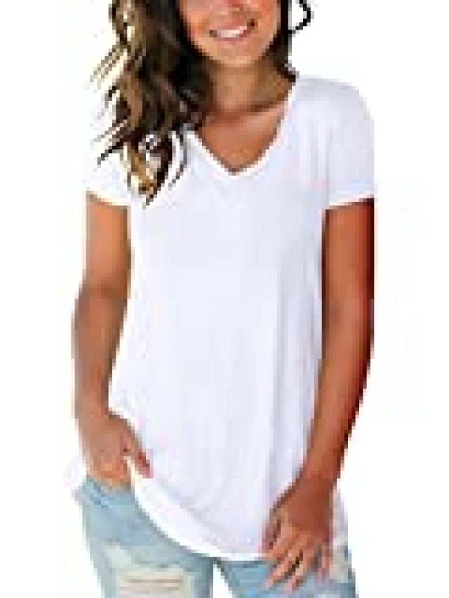Best Collection For SAMPEEL Women T-Shirts Buy Now