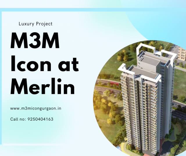 3 BHK Residential Apartments in Sector 67, Gurgaon | M3M Icon at Merlin