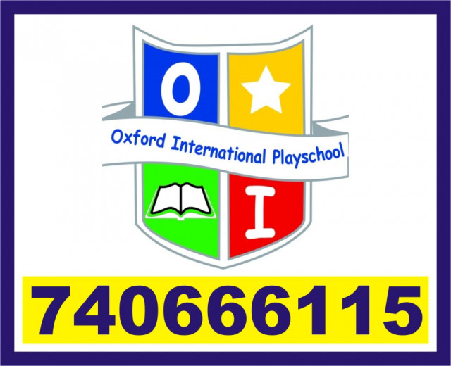Oxford Preschool | Day Care | Junior Kg Short Term Course | 1395
