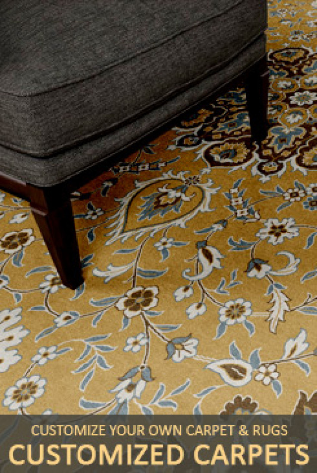 India's Largest Custom Made Rugs Carpets