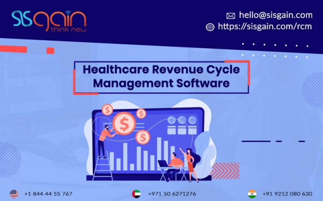 Revenue Cycle Management Software Services in Ohio, USA   SISGAIN