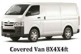 VAN FOR ROOM MOVING /FURNITURE DELIVERY