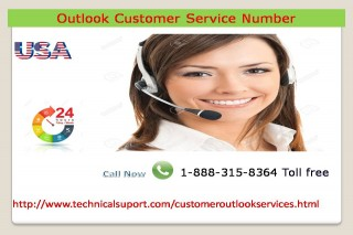 How Much Outlook Customer Service Phone Number 1-888-315-8364 Useful For Me?