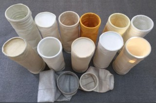 produce and sell dust filter bags