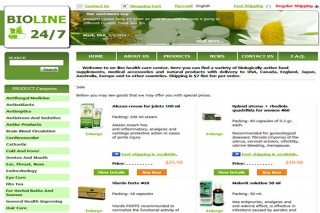 Health and Beauty bioline247