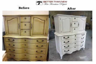 Furniture Restoration Gilbert | Better Than New