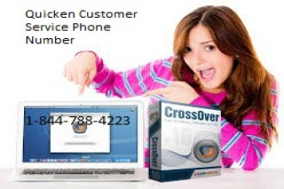 Quicken Customer Helpline Number 1-844-788-4223