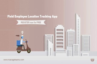Field Employee Location Tracking App