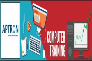 Best Computer Training Institute, certification course | Aptron Noida