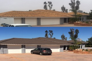 Residential Roof Restorations in Orange County, CA