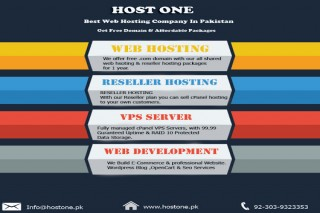Best web hosting in Pakistan - HostonePk