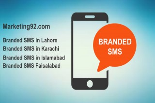 Branded SMS Services in Pakistan - Bulk SMS in Pakistan