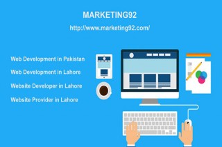 Marketing92: Web Designing Companies in Lahore - Web Development in Lahore