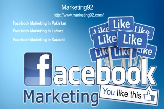 Best Facebook Marketing in Lahore – Facebook Marketing by Marketing92