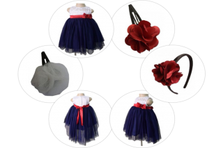 Party Dresses for Kids from Faye Store