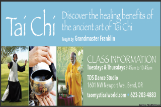 Tai Chi Classes !!