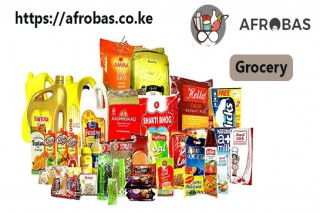 Buy Branded Food Online at Afrobas in Nairobi, Kenya