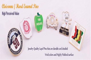 Buy Affordable Custom Lapel Pins from GS-JJ