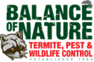 BALANCE OF NATURE TERMITE,PEST AND WILDLIFE CONTROL
