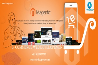 Outsource magento development company india