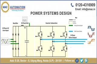 Omac Automation Power System Training Institute in Noida.