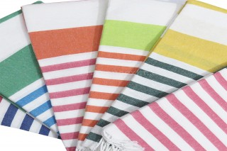 Fouta Towels, Turkish Towels, Hammam Towels and Peshtemal Towels Catalog