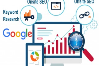 SEO Services at EifaSoft Technologies