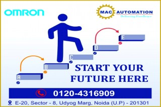 Omac automation classes PLC/SCADA training institute in noida.