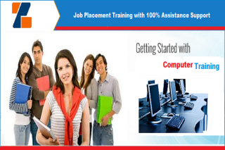 Best Computer Course Training and Placement Guarantee