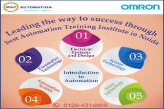#1 Best Automation Training Institute in Noida | 100% Placement | Omac Automation.