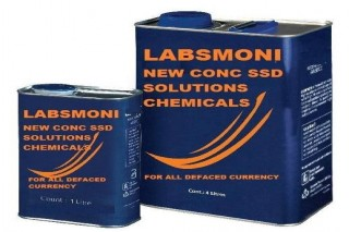 ssd chemicals solutions for cleaning black dollars and euros