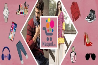 Naqad is a leading online store of Pakistan