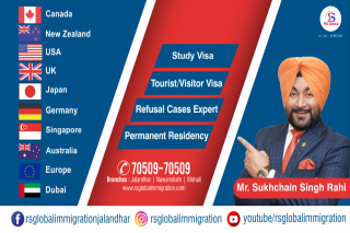 Best immigration consultant in Mohali - RS GLOBAL