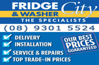 Fridge and Washer City Joondalup