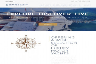 Seattle Proposal Yacht Charter