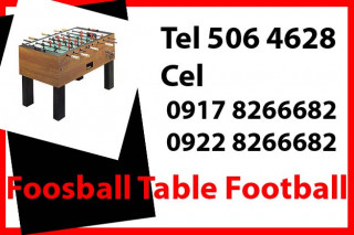 Foosball Football Rent Hire Manila Philippines
