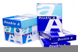 Buy Double A4 Copy Paper smoother Printer paper Warehouse Exporters
