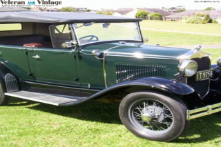 Ford Model T Parts in New Zealand