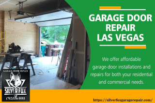 Garage Door Repair In Las Vegas |Silver Fox Garage