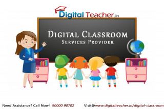Digital Classroom Software, Hyderabad | Digital Teacher