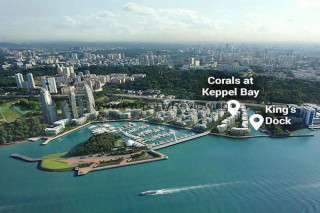 Singapore The Reef At King's Dock New Residential Condominium